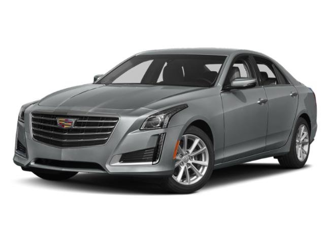 2019 Cadillac CTS Sedan RWD 4dr Sdn 2.0L Turbo RWD Turbocharged Gas I4 2.0L/122 [8]