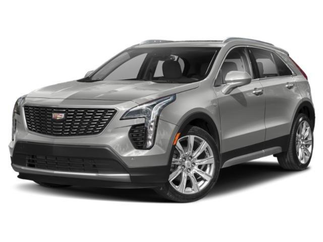 2019 Cadillac XT4 FWD Luxury FWD 4dr Luxury Turbocharged Gas I4 2.0L/ [8]