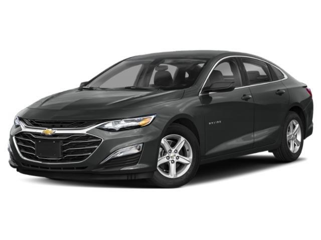 2019 Chevrolet Malibu LS 4dr Sdn LS w/1FL Turbocharged Gas I4 1.5L/91 [2]