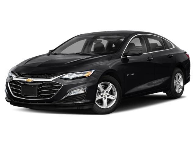2019 Chevrolet Malibu LS 4dr Sdn LS w/1LS Turbocharged Gas I4 1.5L/91 [19]