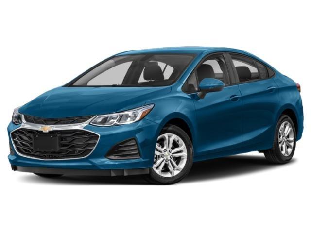 2019 Chevrolet Cruze LT 4dr Sdn LT Turbocharged Gas I4 1.4L/85 [6]