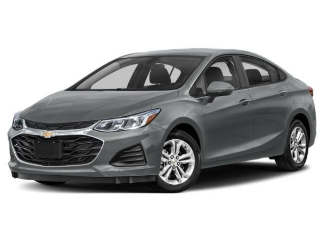 2019 Chevrolet Cruze LT 4dr Sdn LT Turbocharged Gas I4 1.4L/85 [10]