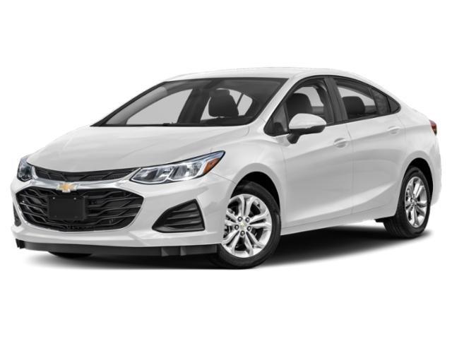 2019 Chevrolet Cruze LT 4dr Sdn LT Turbocharged Gas I4 1.4L/85 [8]
