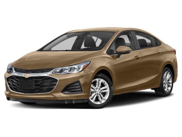 2019 Chevrolet Cruze LS 4dr Sdn LS Turbocharged Gas I4 1.4L/85 [1]