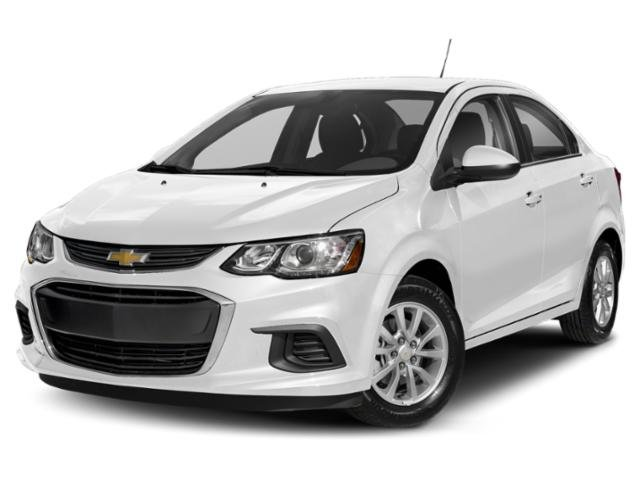 2019 Chevrolet Sonic LT 4dr Sdn Auto LT Turbocharged Gas I4 1.4L/83 [0]