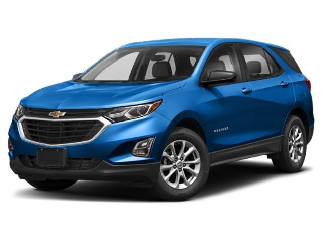 2019 Chevrolet Equinox LS FWD 4dr LS w/1LS Turbocharged Gas I4 1.5L/92 [6]
