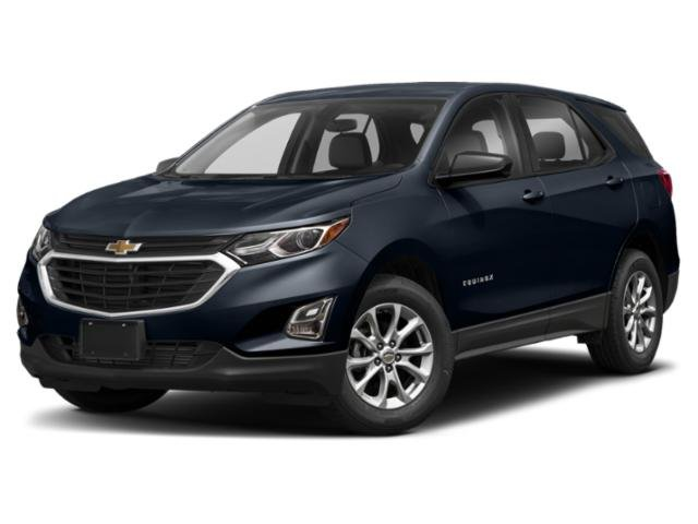2019 Chevrolet Equinox LS FWD 4dr LS w/1LS Turbocharged Gas I4 1.5L/92 [1]