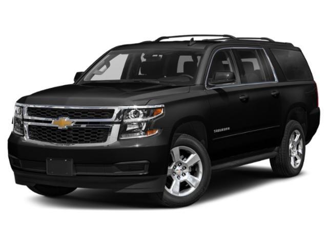 2019 Chevrolet Suburban LT 4WD 4dr 1500 LT Gas/Ethanol V8 5.3L/ [1]