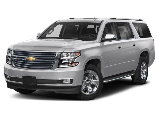 2019 Chevrolet Suburban Premier 4WD 4dr 1500 Premier Gas/Ethanol V8 5.3L/ [18]