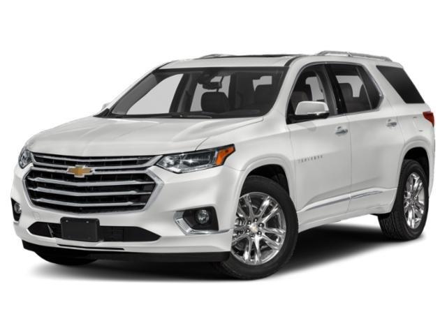 2019 Chevrolet Traverse Premier FWD 4dr Premier w/1LZ Gas V6 3.6L/217 [1]