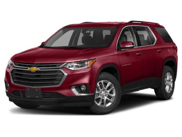 2019 Chevrolet Traverse LT Cloth FWD 4dr LT Cloth w/1LT Gas V6 3.6L/217 [5]
