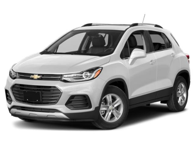 2019 Chevrolet Trax LT FWD 4dr LT Turbocharged Gas 4-Cyl 1.4L/83 [1]