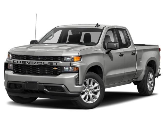 "2019 Chevrolet Silverado 1500 Custom 2WD Double Cab 147"" Custom Gas V8 5.3L/325 [11]"