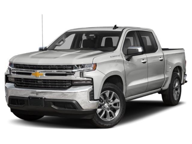 2019 Chevrolet Silverado 1500 Custom 4WD Crew Cab 147″ Custom Gas V6 4.3L/262 [5]