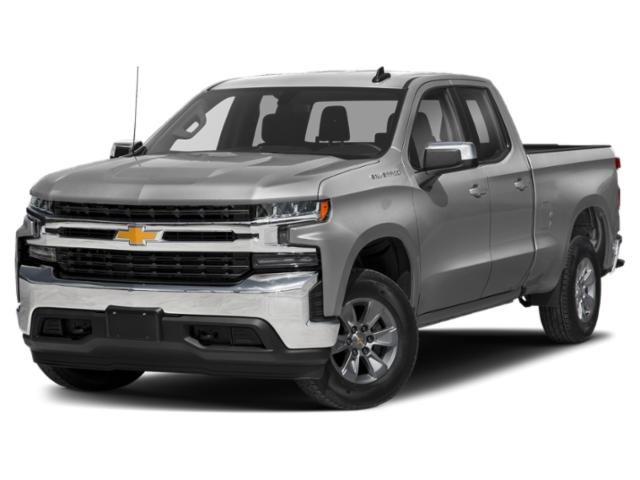"2019 Chevrolet Silverado 1500 LT 2WD Double Cab 147"" LT Gas V8 5.3L/325 [14]"
