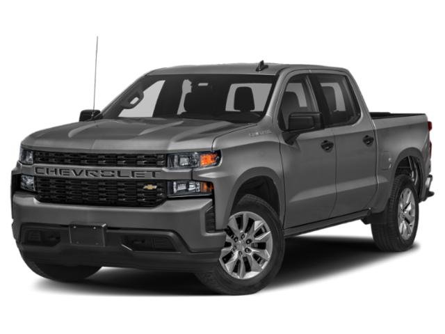 "2019 Chevrolet Silverado 1500 Custom 2WD Crew Cab 157"" Custom Gas V6 4.3L/262 [2]"
