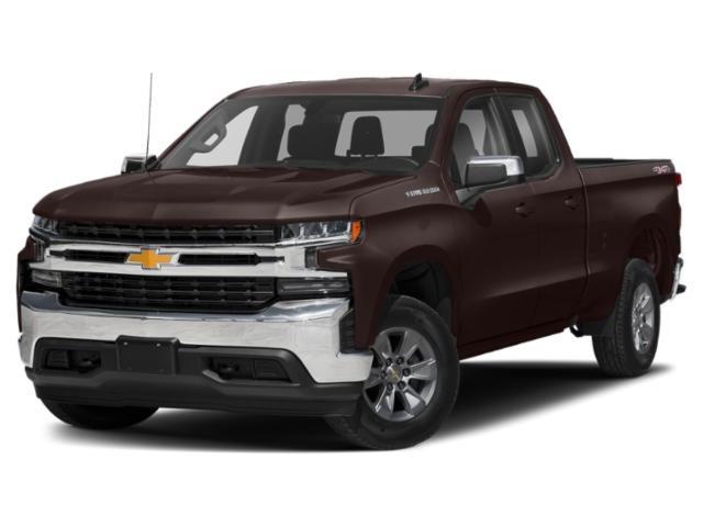 "2019 Chevrolet Silverado 1500 LT 4WD Double Cab 147"" LT Gas V8 5.3L/325 [0]"