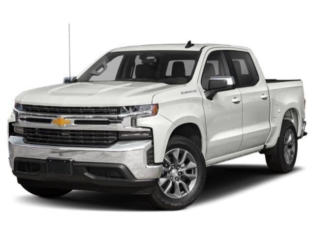 "2019 Chevrolet Silverado 1500 LTZ 4WD Crew Cab 147"" LTZ Gas V8 5.3L/325 [46]"