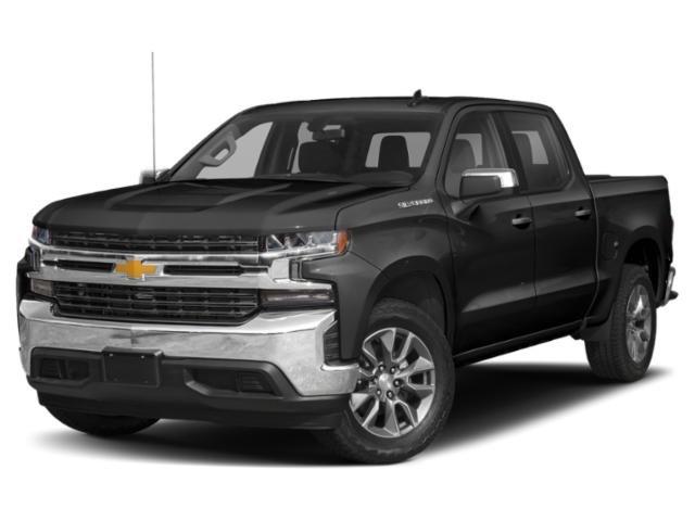 """2019 Chevrolet Silverado 1500 LT 2WD Crew Cab 147"""" LT Turbocharged Gas I4 2.7L/166 [18]"""