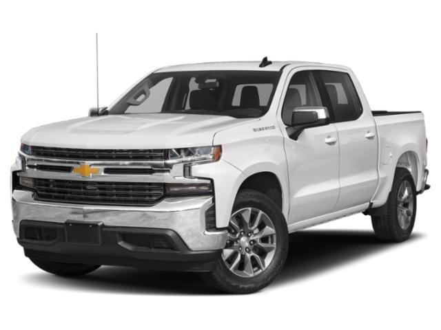 "2019 Chevrolet Silverado 1500 LTZ 4WD Crew Cab 147"" LTZ Gas V8 5.3L/325 [1]"