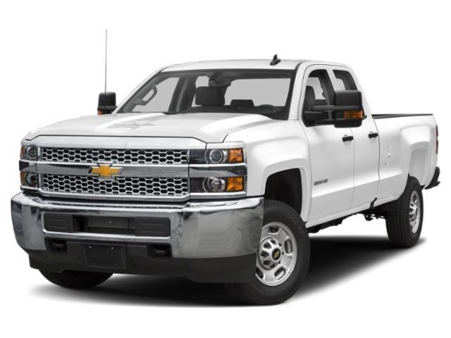 """2019 Chevrolet Silverado 2500HD Work Truck 2WD Double Cab 158.1"""" Work Truck Gas/Ethanol V8 6.0L/366 [2]"""
