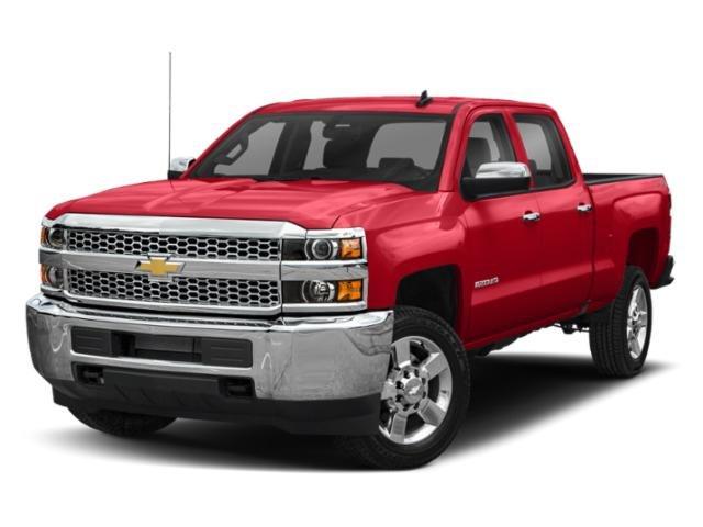 """2019 Chevrolet Silverado 2500HD LTZ 2WD Crew Cab 167.7"""" LTZ Gas/Ethanol V8 6.0L/366 [24]"""