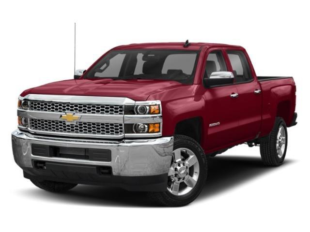 """2019 Chevrolet Silverado 2500HD LTZ 4WD Crew Cab 153.7"""" LTZ Turbocharged Diesel V8 6.6L/403 [3]"""