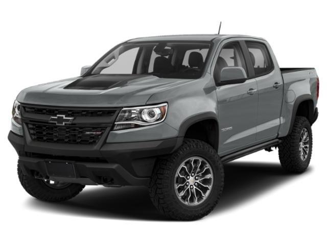 "2019 Chevrolet Colorado 4WD ZR2 4WD Crew Cab 128.3"" ZR2 Gas V6 3.6L/222 [34]"