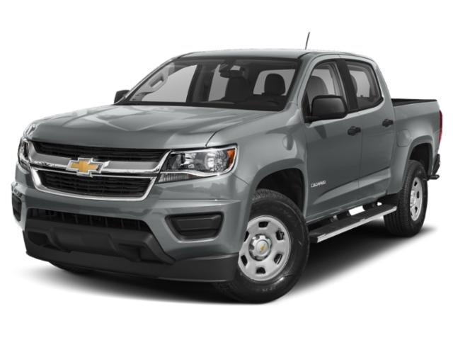 "2019 Chevrolet Colorado 2WD Work Truck 2WD Crew Cab 128.3"" Work Truck Gas V6 3.6L/222 [5]"