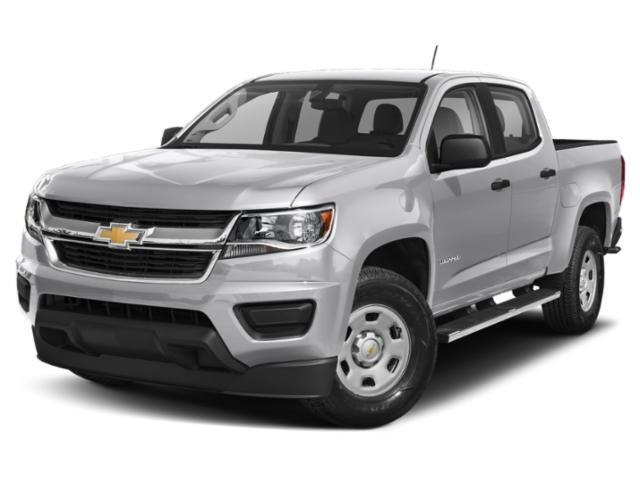 2019 Chevrolet Colorado 2WD LT 2WD Crew Cab 128.3″ LT Gas V6 3.6L/222 [1]