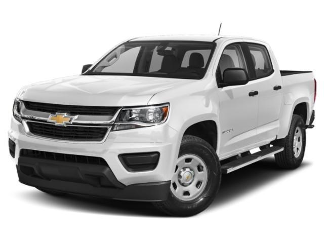 "2019 Chevrolet Colorado 2WD Work Truck 2WD Crew Cab 128.3"" Work Truck Gas I4 2.5L/150 [0]"