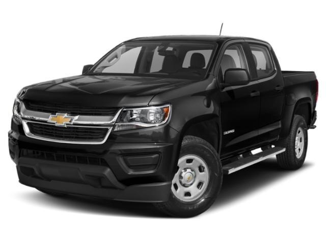 "2019 Chevrolet Colorado 4WD Z71 4WD Crew Cab 128.3"" Z71 Gas V6 3.6L/222 [0]"