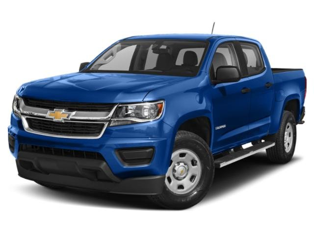 "2019 Chevrolet Colorado 2WD Work Truck 2WD Crew Cab 128.3"" Work Truck Gas I4 2.5L/150 [0]"