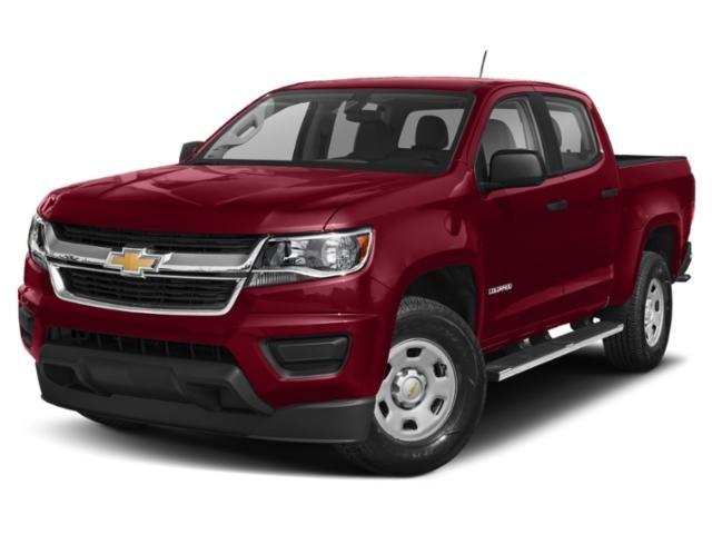 "2019 Chevrolet Colorado 4WD Z71 4WD Crew Cab 128.3"" Z71 Gas V6 3.6L/222 [7]"