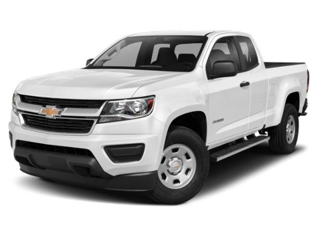 """2019 Chevrolet Colorado 2WD Work Truck 2WD Ext Cab 128.3"""" Work Truck Gas I4 2.5L/150 [19]"""