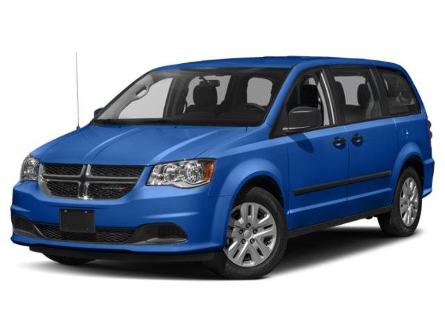 2019 Dodge Grand Caravan GT GT Wagon Regular Unleaded V-6 3.6 L/220 [1]