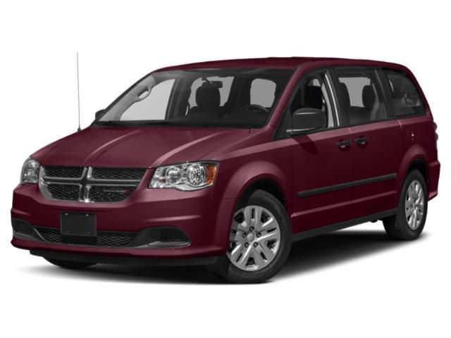 2019 Dodge Grand Caravan SE Plus SE Plus Wagon Regular Unleaded V-6 3.6 L/220 [12]