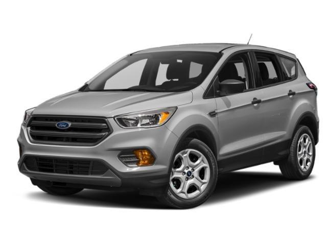 2019 Ford Escape S S FWD Regular Unleaded I-4 2.5 L/152 [0]