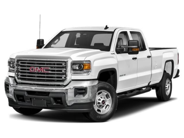 """2019 GMC Sierra 2500HD SLT 4WD Crew Cab 153.7"""" SLT Turbocharged Diesel V8 6.6L/403 [2]"""