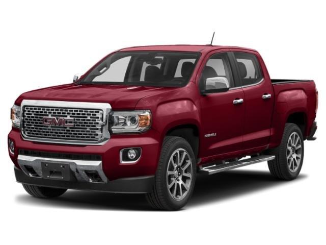 """2019 GMC Canyon 4WD Denali 4WD Crew Cab 128.3"""" Denali Gas V6 3.6L/222 [4]"""