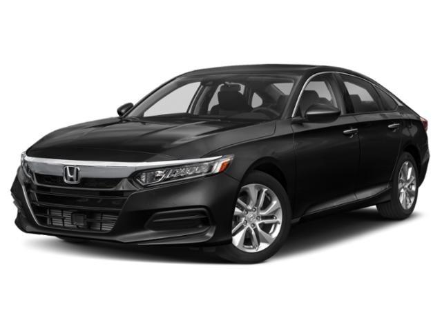 2019 Honda Accord Sedan LX 1.5T LX 1.5T CVT Intercooled Turbo Regular Unleaded I-4 1.5 L/91 [13]