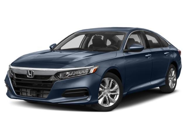 2019 Honda Accord Sedan LX 1.5T LX 1.5T CVT Intercooled Turbo Regular Unleaded I-4 1.5 L/91 [18]
