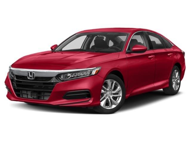 2019 Honda Accord Sedan LX 1.5T LX 1.5T CVT Intercooled Turbo Regular Unleaded I-4 1.5 L/91 [11]