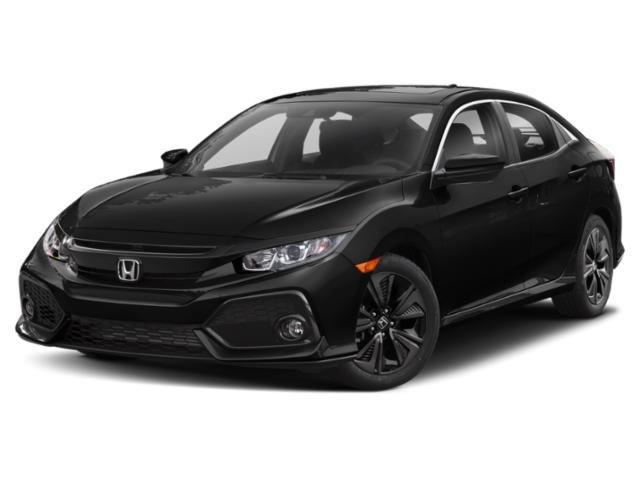 2019 Honda Civic Hatchback EX EX CVT Intercooled Turbo Regular Unleaded I-4 1.5 L/91 [9]