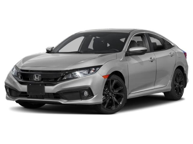 New 2019 Honda Civic Sedan in Santa Rosa, CA