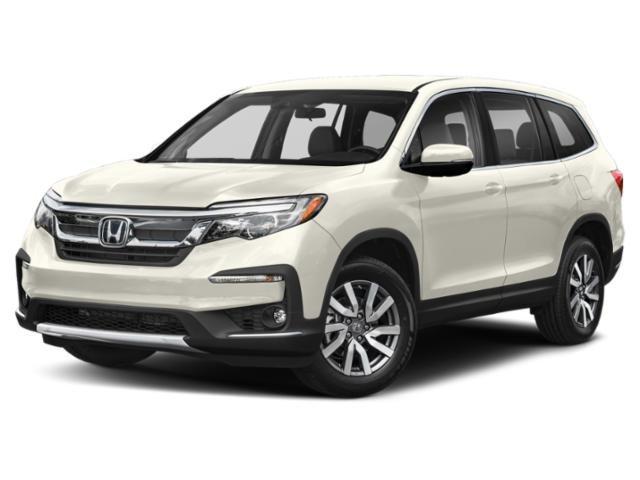 2019 Honda Pilot EX EX AWD Regular Unleaded V-6 3.5 L/212 [2]