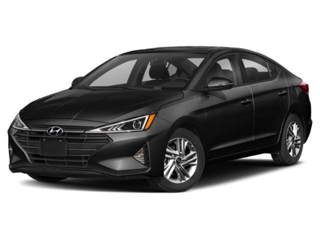 2019 Hyundai Elantra SEL SEL Auto Regular Unleaded I-4 2.0 L/122 [2]