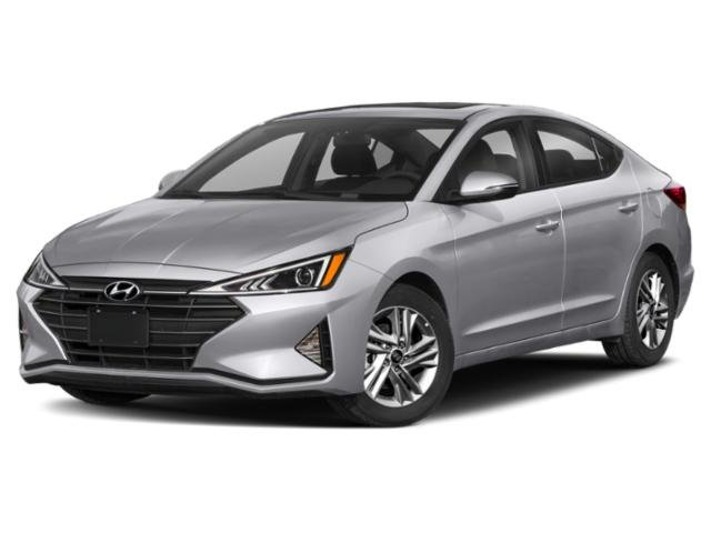 2019 Hyundai Elantra SEL SEL Auto Regular Unleaded I-4 2.0 L/122 [7]