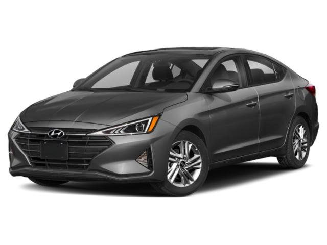 2019 Hyundai Elantra SEL SEL Auto Regular Unleaded I-4 2.0 L/122 [23]