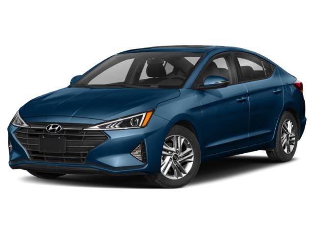 2019 Hyundai Elantra SEL SEL Auto Regular Unleaded I-4 2.0 L/122 [2]